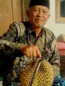 pak Dibyo durian DM 2